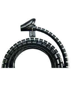 4m Cable Tidy - Black - £9.99 @ Argos In Store