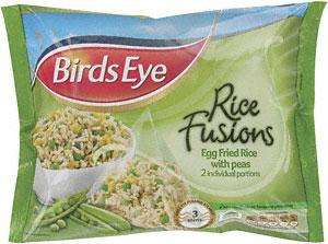 Birds Eye Rice Fusions Egg Fried Rice with Peas (400g) was £1.75 now £1.00 @ Tesco