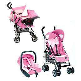 Graco Century Travel System Chloe Pink for £89.99 @ BabysMart