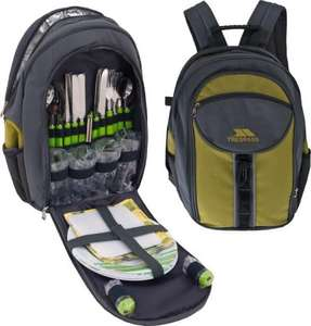 Rover Picnic Backpack was £49.99 now £19.99 online and instore @ Trespass (+ £3.50 for P&P Online)