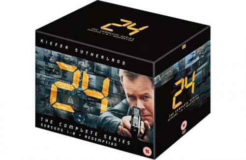24 Season 1-8 - £32.50 + DVD Box Set Sale - Most Half Price! @ Argos!