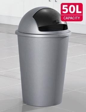 Bullet Bin - 50L Capacity  £5.99  @lidl