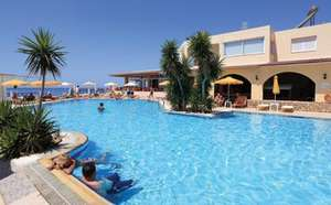Palm Bay 3*, Pefkos, Rhodes, SC, 2nd May for 7 nights only £98.50 / 9th May for 7 nights £80.50 pp based on 2 sharing (includes flights from Gatwick and baggage) @ Cosmos Holidays