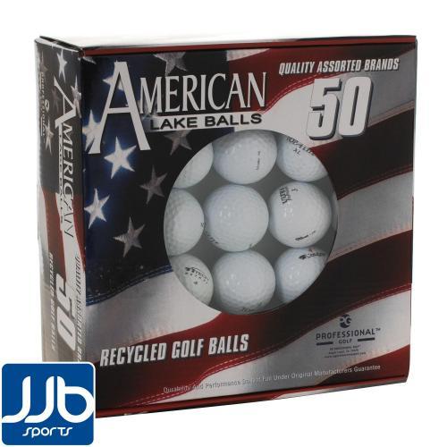 America Lake Golf Balls - 50 Pack - £12.99 delivered @ eBay JJB Sports