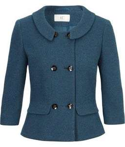 Textured Ponteroma Jacket - was £149 now only £44.85 delivered @ CC Fashion