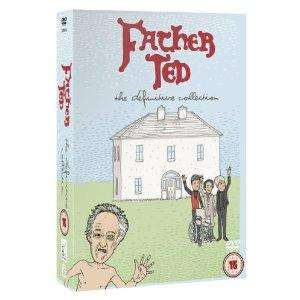 Father ted complete box set £12 @ Sainsburys