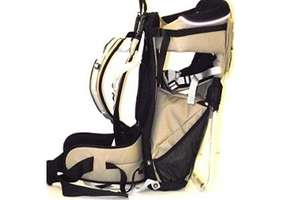 OUTNABOUT NOMAD childs back carrier £19.99 plus £4.99 postage bargain! WAS£99.99