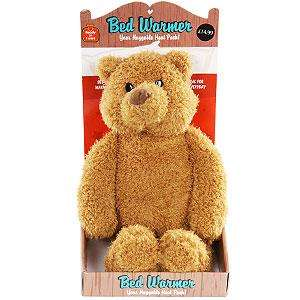 Bed Warmer Bear: Your Huggable Heat Pack £3.99 @ Home Bargains