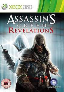 Assassins Creed: Revelations (Xbox 360) New & Unsealed for £14.75 @ The Game Collection
