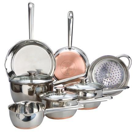 Ethos 7-Piece Pan Set  £39.99 @ 24Ace