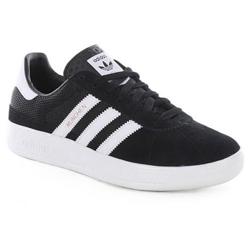Adidas Originals Munchen Shoes - Urban Industries £46.98