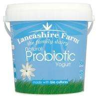 Lancashire Farm Natural Yogurt Probiotic (1kg) £1.00 @ Asda