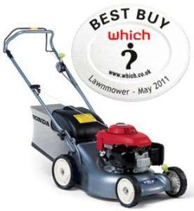 "Honda Izy 16"" Petrol Lawnmower - £284.99 (possible £209.99 after cash back) @ Seddon Direct"