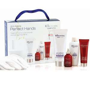 Elemis Sp@Home Perfect Hands Treatment Kit for £32.89 Delivered  @ Salon Skincare