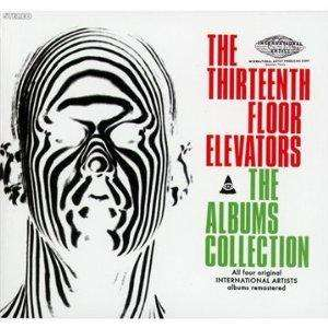 The 13th Floor Elevators (Roky Erickson) - The Albums Collection (4 CD Boxset: Remastered) £10.49 delivered @ Play [Psychedelic Sounds / Easter Everywhere / Bull of the Woods / Live]