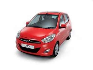 Hyundai i10 Active Solid Paint with £1250 customer saving - £7695