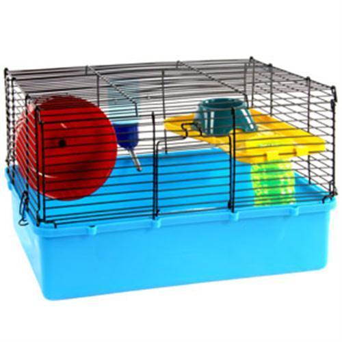 Hamster Cage £9.99 @ Homebargains Instore & Online