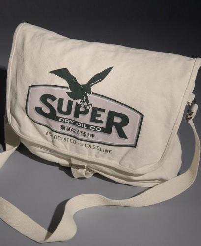Superdry Bags (5 designs) - £12.49 Delivered at Superdry eBay Store