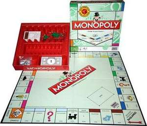 Sainsburys Monopoly Original Board Game - £4.79 Instore