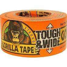 Gorilla Tape Tough & Wide 73mm x 27m £4 @ Tesco instore