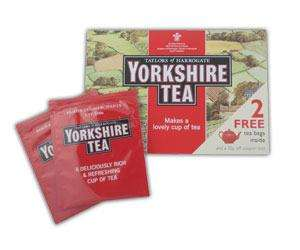 Free sample of Yorkshire Tea (and a coupon) @ Yorkshire Tea (Facebook)