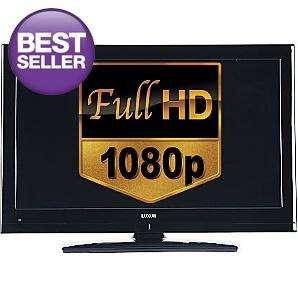 Luxor 40inch 1080p Full HD, freeview built in & media player only £269 AT ASDA!