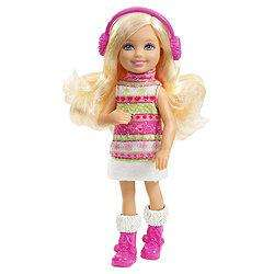 Barbie A Perfect Christmas Chelsea Doll Assortment - £2.50 @ Tesco Direct