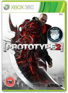 Prototype 2: Limited Radnet Edition (New)  - Xbox 360 - £27.99 @ SimplyGames