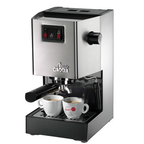 Gaggia Classic - Manufacturer refurbished £133.98 (plus other cheaper models) @ Netelectrics / Ebay