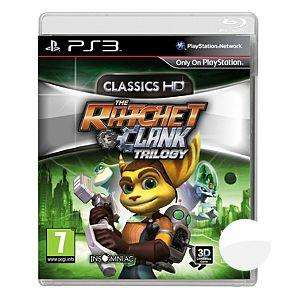 Ratchet and Clank Trilogy HD PS3 £13.49 (Using Code) Pre Order @ Asda Direct