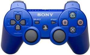 Sony PS3 DualShock 3 Controller, Black, Blue, Red, White, Green, Pink £28.90 delivered @ PlanetAxel