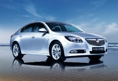 Vauxhall Insignia 1.8i Exclusiv 16v VVT £11,991 @ Evans Halshaw