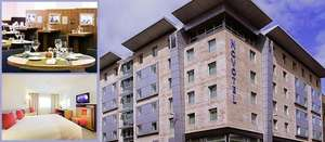 £89 for 2 People for a Friday Night Stay with Dinner + Breakfast at the 4 Star Novotel Hotel, Glasgow through the Big Deal