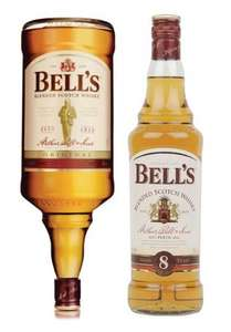 whiskey (Bells or grants or famous grouse) for £11.00 @ Asda