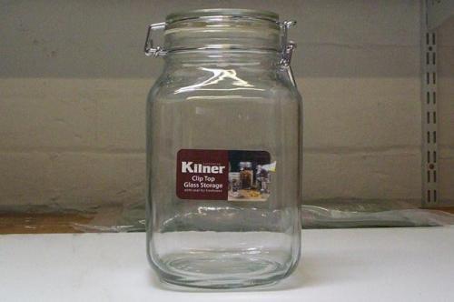 2L Kilner Clip top Jars £1.20 @ Sainsburys