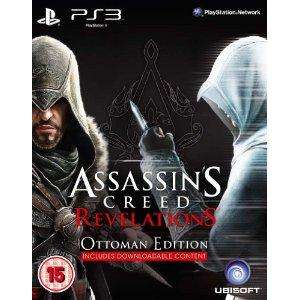 Assassin's Creed: Revelations - Ottoman Edition (PS3/XBOX 360) for £19.99 @ amazon