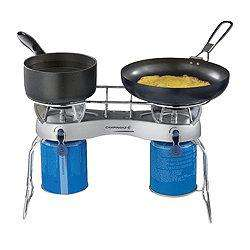 Campingaz Duo Portable Double Burner Stove - £11.24 possible less with TCB/Quidco @ Tesco Direct