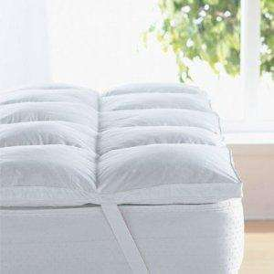 Goose Feather And Down Mattress Topper, Double, 24.95+1.95PP @ Amazon