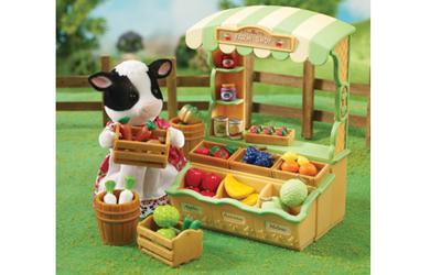 Sylvanian Families Farm Shop  was £14.99, now £5.69 @ Amazon