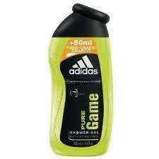 Adidas, Right Gaurd and radox showergel £1 in Sainsburys