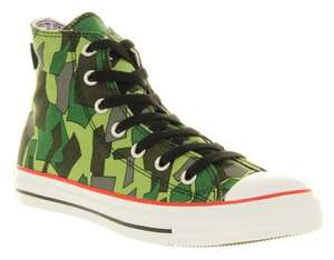 Converse All star Camo Gorillaz Trainers £20 @ Office Shoes