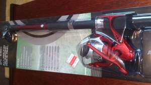 Crane- 9ft All Round telescopic rod & reel at ALDI - Hoylake Road £6.99