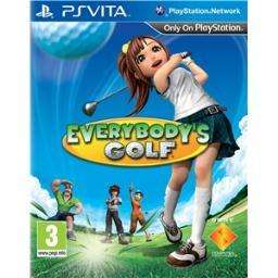 Everybody's Golf (PS Vita) - Pre Owned - £21.99	Delivered at Grainger Games - Online