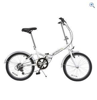 Saxon 'Fold It' Folding Bike £99.99 @ Go Outdoors