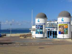 Half price ocenarium for BH postcode locals @ bournemouth oceanarium