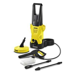 Karcher K2.400 Pressure Washer and T50 Patio Cleaner £144.95 @ Clean Store