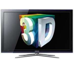 "50"" Samsung PS50C680 Full HD 1080p, Freeview HD, Plasma, Active 3D TV - wallmountable only - £439.99 @ ElectronicworldTV"