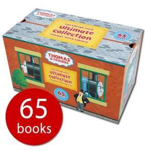 Thomas the Tank Engine Story Library Collection (In presentation box)  - 65 Books only £18 delivered @ Red House Books