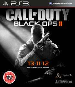 Free MW3 Prestige Token for pre ordering Call of Duty: Black Ops II (Cancel pre-order after you get code) @ Game.co.uk