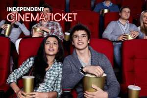 £1.99 cinema ticket with WOWCHER any 2D film anytime!! Today only!